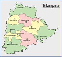 map-telengana