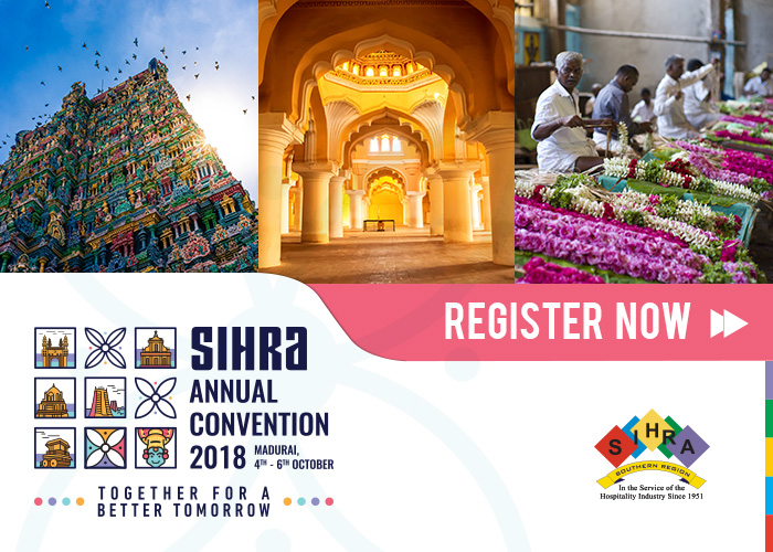 SIHRA Convention 2018